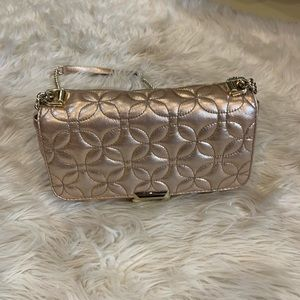 Pink with with chain strap Michael kors purse
